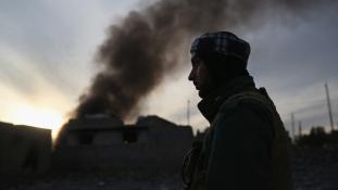 Műholdképek bizonyítják, hogy  arab falvakat pusztítottak el a kurdok Észak-Irakban