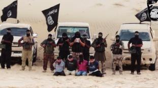 Foglyokat engedett el az Iszlám Állam