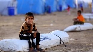 Irakban másfél milliárd dollár hiányzik a válságkezeléshez