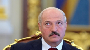 Hálaimára szólította népét Lukasenko a hó miatt