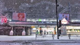 Világvége-hangulat és hó – Ilyen Japán most
