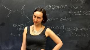 Ez a 22 éves lány a következő Einstein