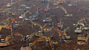 Még mindig nem találták meg a decemberi földcsuszamlás összes áldozatát