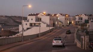 Terhes nőt késeltek meg Ciszjordániában