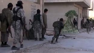 Visszafoglalás: ezúttal az afgán biztonsági erők győztek