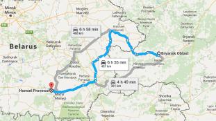 Hol rosszabbak az utak, az oroszoknál, vagy…?