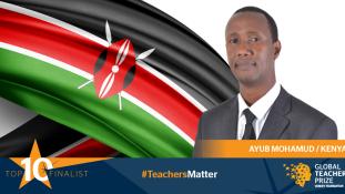 Egy kenyai lehet a világ legjobb tanára