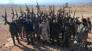 Újabb csapás az Iszlám Államra – 47 falut szabadítottak fel a kurdok