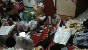 Azt hinnéd ott minden tiszta – a legmocskosabb szobák Japánban
