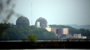 Radioaktív szivárgás New York közelében