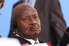 Nem meglepő: Megint Museveni Uganda elnöke