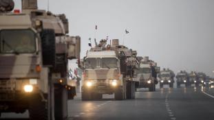 Újabb ország küldene csapatokat Szíriába
