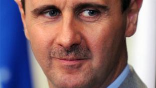 Aszad gyászol