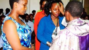 Jézus feltámadásának ünnepére készülnek Ugandában is