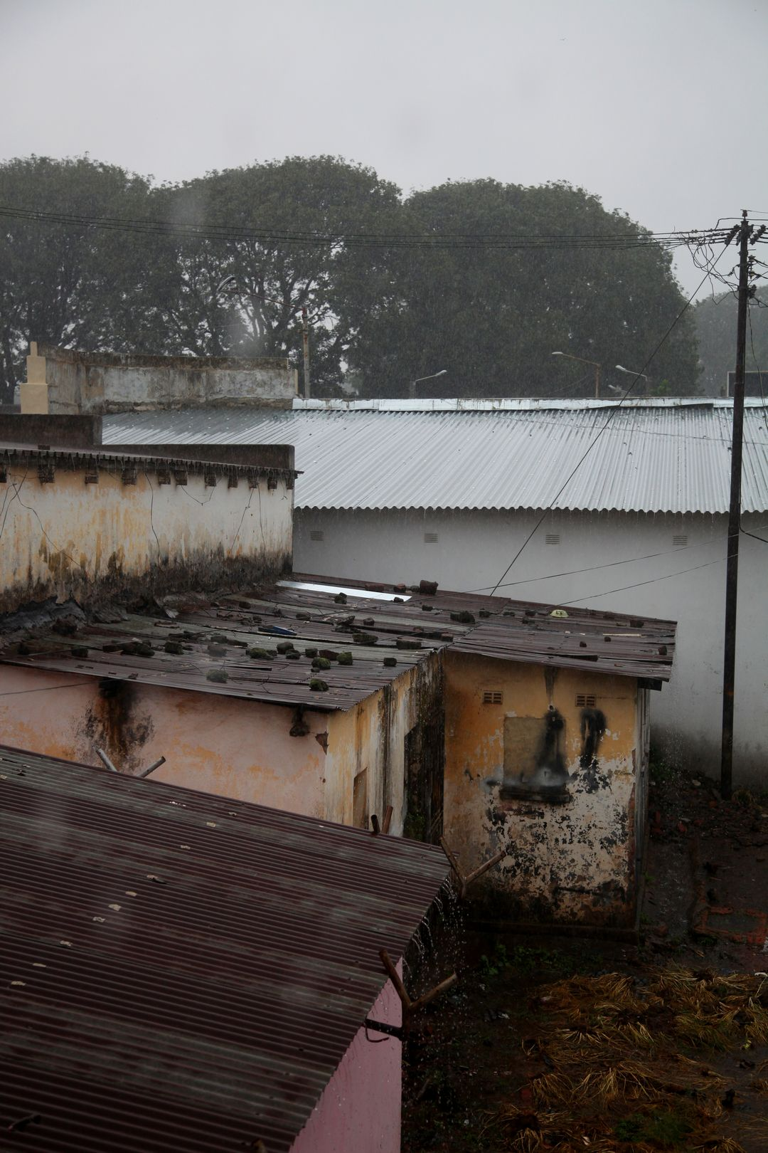 Nem csak nálunk szakad – ilyen az esős évszak Malawiban