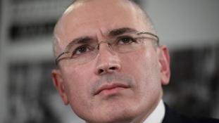 Az Interpol is körözi Hodorkovszkijt