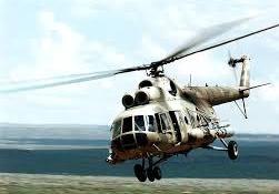 Lezuhant egy Mi-8-as – négy ember meghalt