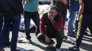 Törökország bosszút ígér az ankarai merénylet után