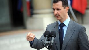 Áprilisban választanak Szíriában