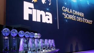 A FINA budapesti gálaestje, képekben