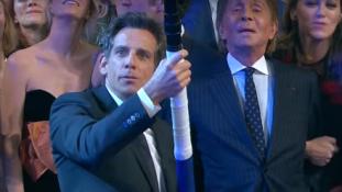 Immár hivatalos: Ben Stiller botja a legnagyobb a világon