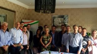 Fiatal vállalkozók a HTCC Dubaiban