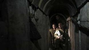 Beomlott alagút temette maga alá a Hamász egyik katonai vezetőjét