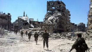 Elvágták az utat Aleppónál, utánpótlás nélkül maradhat a várost ostromló hadsereg
