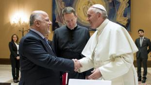 Az iraki keresztényekről tárgyaltak a Vatikánban