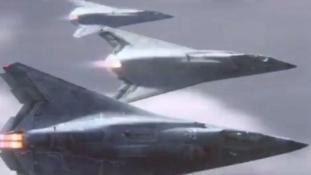 Ilyen lesz Amerika hatodik generációs lézerágyúval felszerelt harci gépe