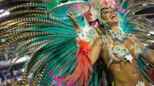 Riói karnevál: több erotika, kevesebb Zika