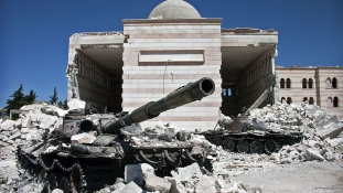 Március 1: Fegyverszünet Szíriában?