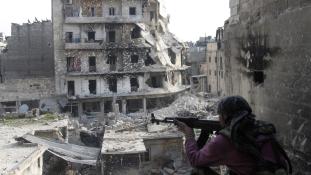 Szombatra virradóra kezdődik a tűzszünet Szíriában?