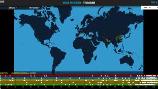 Így lettünk 7,3 milliárdan a földön