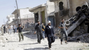 Összeomlás fenyegeti a szíriai tűzszünetet