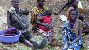 Éhínség pusztít Ugandában