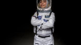 Lehet egy szíriai menekült lányból űrhajós?