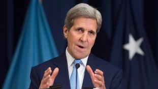 Kerry szerint a világ nem érti, mi folyik az Egyesült Államokban