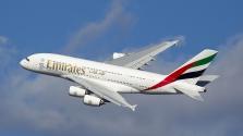 Leszállás nélkül: távolsági rekordot döntött az Emirates