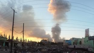 Háromszor is robbantottak ma Jemenben