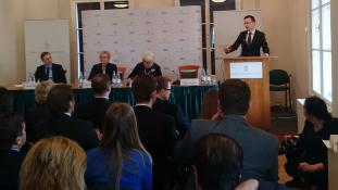 Magyar-Balti Diplomáciai Fórum Budapesten