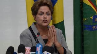 Több millióan követelték Brazíliában az elnök lemondását