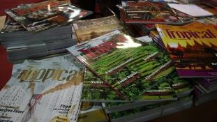 A Tropical magazin is bemutatkozott a HTCC Afrika Expón