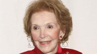 Gyász: meghalt az egykori first lady