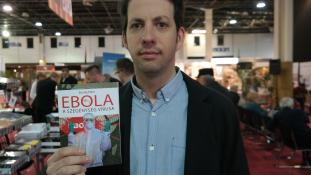 Bemutatták a legújabb Ebola könyvet az V. HTCC Afrika Expón
