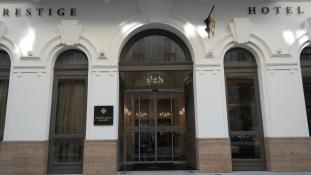 Alvásbarát szálloda lett a Prestige Hotel Budapest