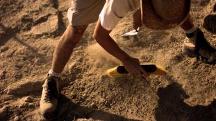 Kétezer éves császársírt találtak Kínában