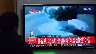 Phenjan megint atomrakétákat tesztel