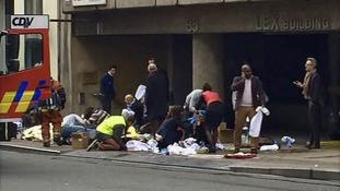 Reptér után metró – a rettenet reggele Brüsszelben