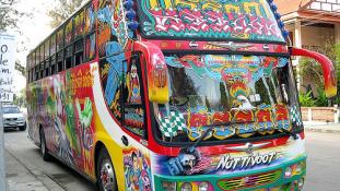 Fékhiba ölte meg egy busz utasait Thaiföldön